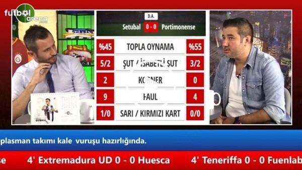 """'Ali Naci Küçük: """"Galatasaray'ın buradan 3 puanla ayrılması hayal kırıklığı"""""""