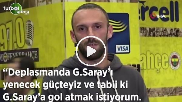 "'Vedat Muriqi: ""Galatasaray'a gol atmak isterim"""