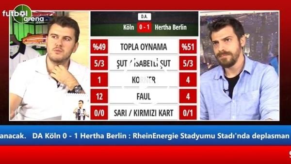 """Sinan Yılmaz. """"Beşiktaş ne zaman hücum etse zarar olarak geri dönüyor"""""""