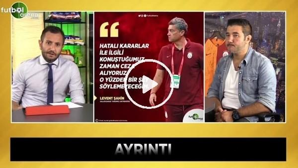 'Yeni Malatyaspor - Galatasaray maçının en çarpıcı açıklaması ne?