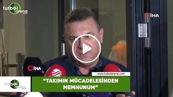 """'Hasan Kartal: """"Takımın mücadelesinden memnunum"""""""