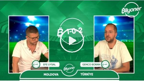 Moldova - Türkiye maçı için İddaa yorumu
