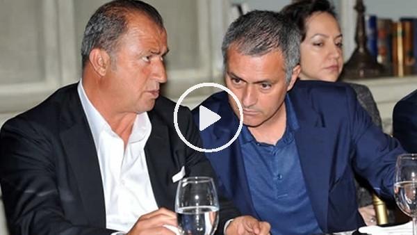 'Fatih Terim'den Mourinho'ya İtalyanca mesaj