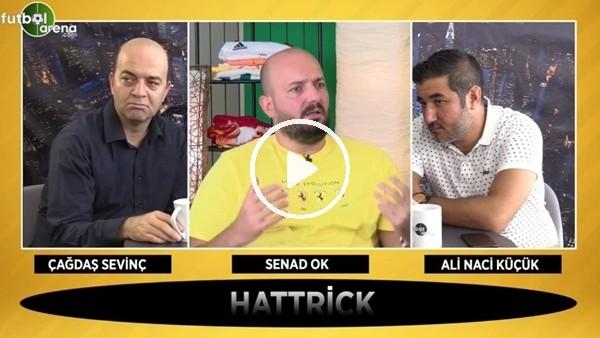 """Senad Ok: """"Hasan Ali ve Dirar'ı birçok futbolcuya örnek göstermek lazım"""""""