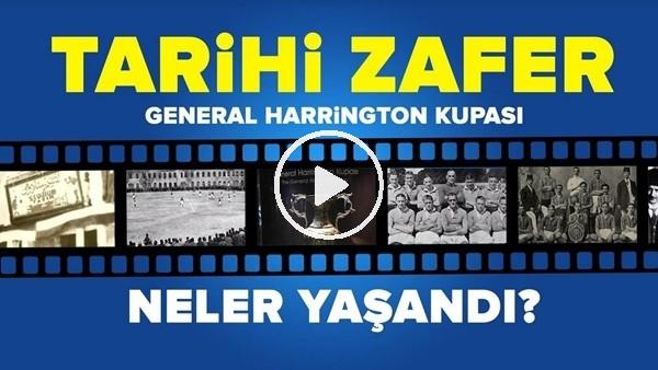 'Fenerbahçe'den İşgal Güçlerine Tokat! General Harrington Kupası