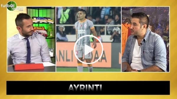 'Falcao, Yeni Malatyaspor maçında neden oynamadı?
