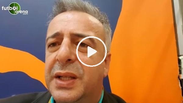 """'Selim Denizalp: """" Rizespor'un maç boyu en iyi yaptığı iş santra yapmak"""""""