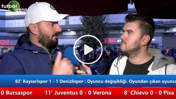"""'Senad Ok: """"Max Kruse'un Tolga'ya attığı pası Türkiye'de kaç futbolcu verebilir?"""""""