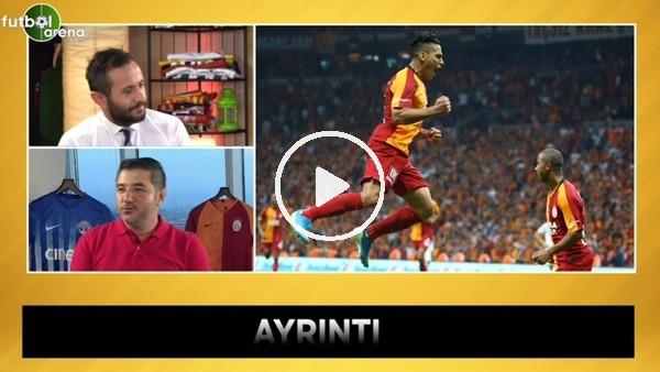 'Galatasaray'da Kasımpaşa maçının adamı Falcao mu?