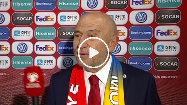 """Nihat Özdemir: """"Türk futbolu için güzel bir gece oldu"""""""