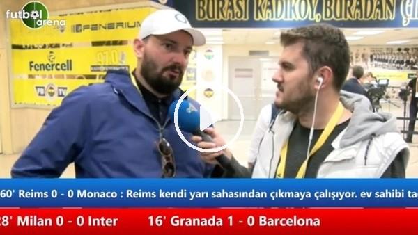 """'Senad Ok: """"Fenerahçe şampiyonluğun en büyük adayı"""""""