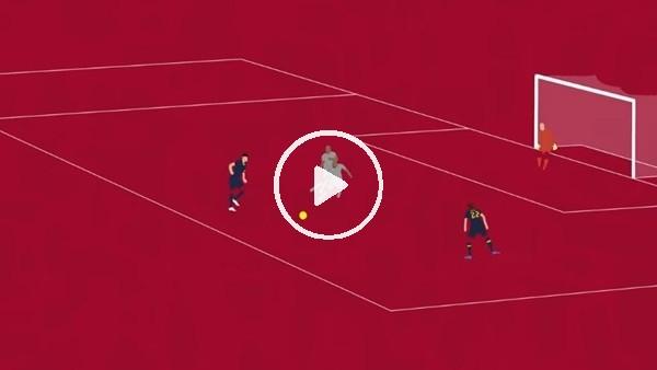 'Roma, Zaniolo'nun Başakşehir'e attığı golü paylaştı