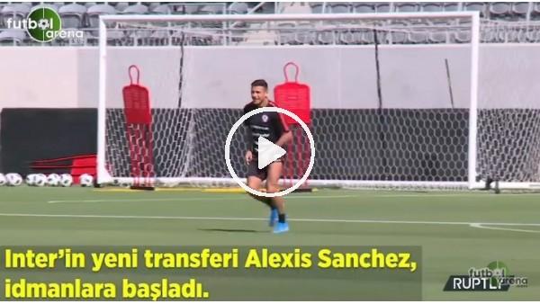 """Alexis Sanchez: """"Manchester United'da yeterli süreyi bulamadım"""""""