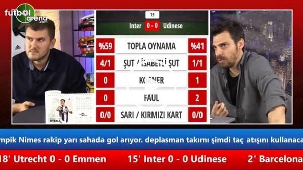 """'Bülent Kalafat: """"Hakemin iyi maç yönettiğini düşünüyorum"""""""