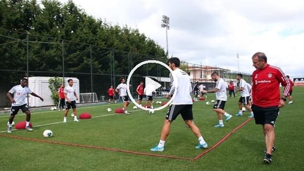 'Beşiktaş, Gazişehir Gaziantep maçının hazırlıklarını sürdürdü