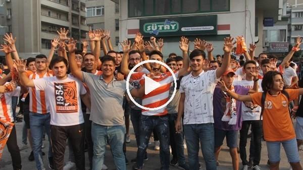 'Adana'da derbi heyecanı