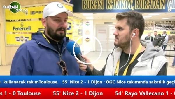 """'Senad Ok: """"Emre ve Jailson yokken Fenerbahçe baya bocaladı"""""""