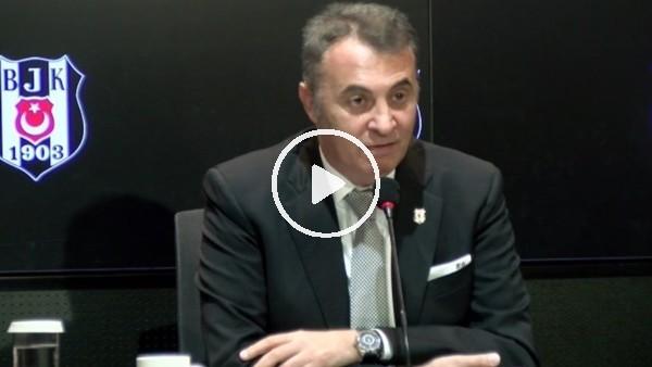 'Fikret Orman istifa etti!