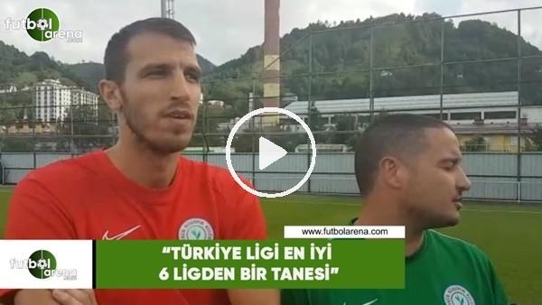 """' Marko Scepovic: """"Türkiye ligi en iyi 6 ligden bir tanesi"""""""