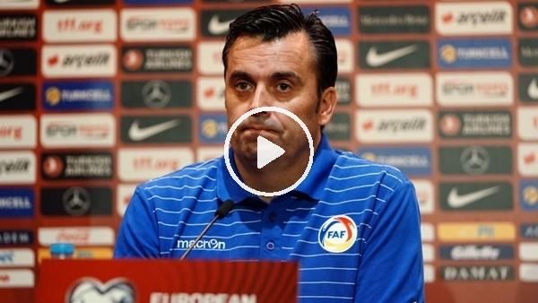 """Koldo Alvarez: """"Türkiye karşısında başarılı olmaya çalışacağız"""""""