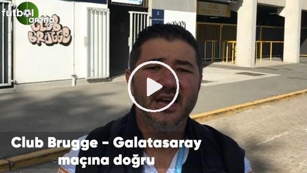 'Club Brugge - Galatasaray maçına doğru son gelişmeleri Ali Naci Küçük aktardı