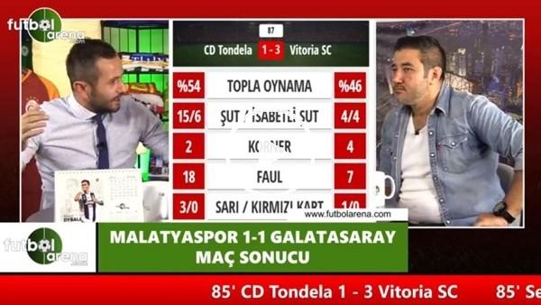 """'Ali Naci Küçük: """"Galatasaray hakemden değil kendi hataları yüzünden kaybetti"""""""