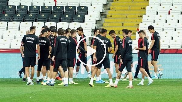 Türkiye, Andorra maçına hazır