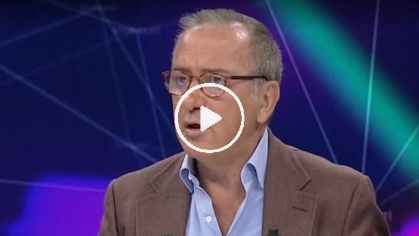 """Fatih Altaylı: """"Bankalar faiz lobisi olarak kulüpleri kucaklarına oturtturmuş"""""""