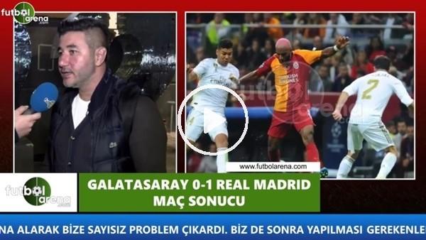 """'Ali Naci Küçük: """"Real Madrid gibi takımlarla oynuyorsan bulduğun pozisyonları gole çevireceksin"""""""