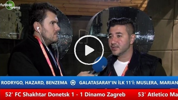 """'Ali Naci Küçük: """"Galatasaray, Real Madrid'i yenmek istiyorsa ligde oynadığının 2 katı oynamalı"""""""