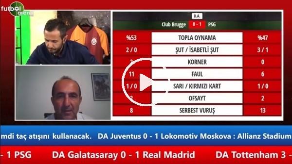 """'Hüseyin Özkök: """"Galatasaray'ın basit top kayıplarına dikkat etmesi lazım"""""""