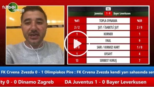 'Galatasaray - PSG maçının ilk yarısından notlar Ali Naci Küçük aktardı
