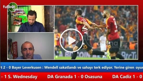 """'Hüseyin Özkök: """"Galatasaray'ın orta sahası ve savunması yol geçen hanı gibiydi"""""""