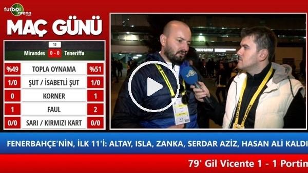 """Senad Ok: """"Fenerbahçe devre arası için sol stoper bakıyor"""""""