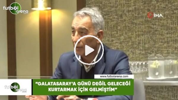 """Adnan Polat: """"Galatasaray'a günü değil geleceği kurtarmak için gelmiştim"""""""