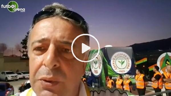 """'Selim Denizalp: """"Çaykur Rizespor maç boyunca varlık gösteremedi"""""""