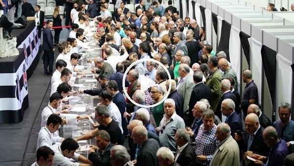 'Beşiktaş'ta seçim başladı