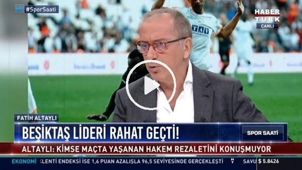 """Fatih Altaylı: """"Abdullah Avcı'nın başarısı sorgulanamaz; çünkü yok"""""""