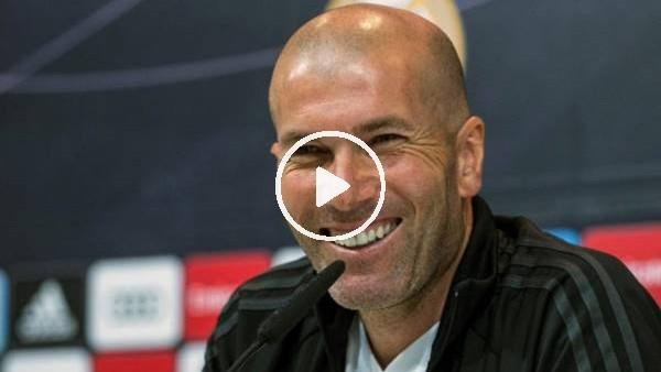 Zidane ve Ramos, Galatasaray maçı öncesi basın toplantısı düzenedi