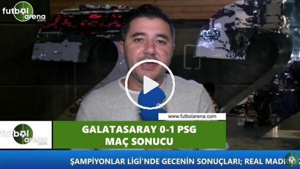 "'Ali Naci Küçük: ""Galatasaray oyunuyla alkış aldı"""