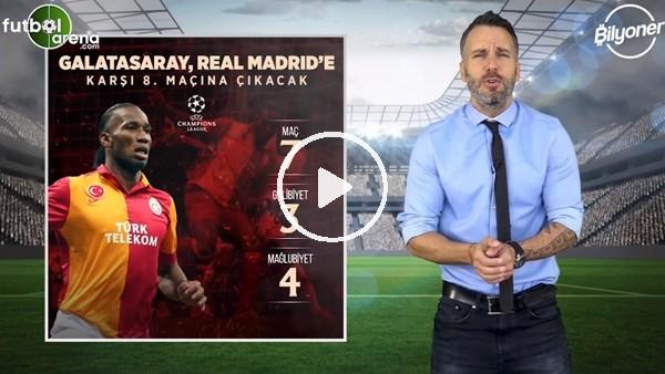 'Galatasaray - Real Madrid maçının heyecanı Bilyoner'de (22 Ekim 2019)