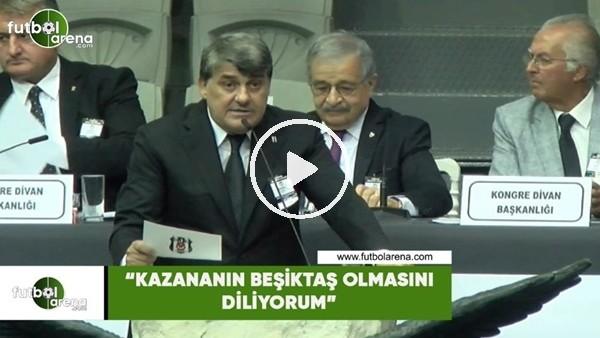"""'Serdal Adalı: """"Kazananın Beşiktaş olmasını diliyorum"""""""