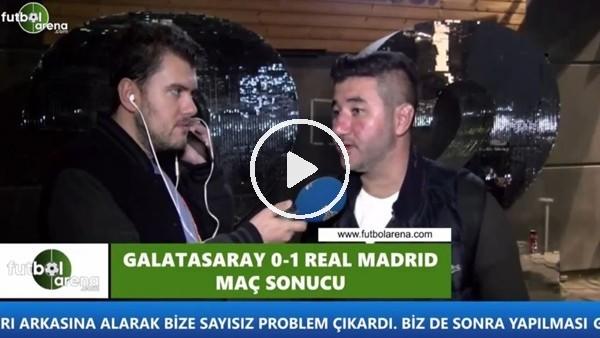 """'Ali Naci Küçük: """"Seri, Galatasaray tribünlerini ikiye böldü"""""""