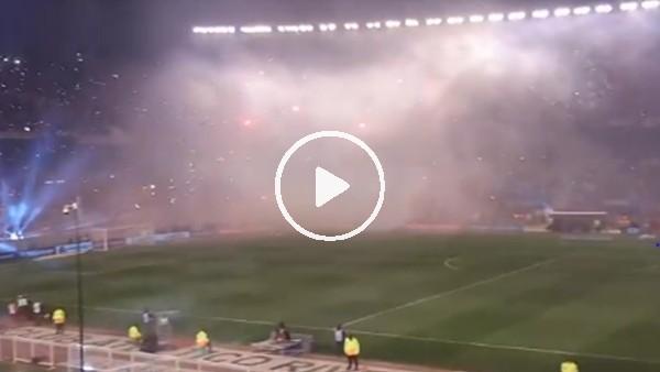 River Plate - Boca Juniors maçından muhteşem görüntüler