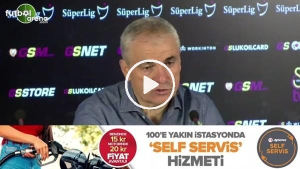 "'Rıza Çalımbay: ""Galatasaray'a yenildik ama çok güzel maç oldu"""