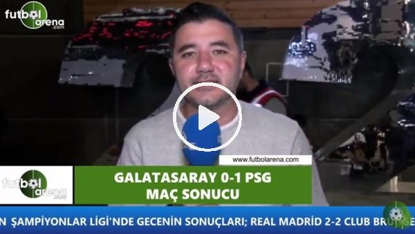 'Galatasaray, PSG Karşısında Nasıl Oynadı? Ali Naci Küçük Yorumladı