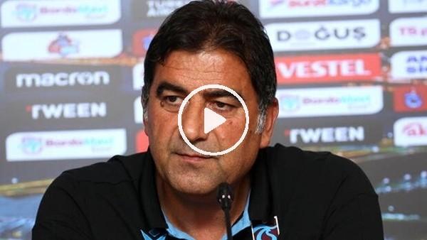 'Ünal Karaman Krasnodar maçı öncesi açıklamalar yaptı