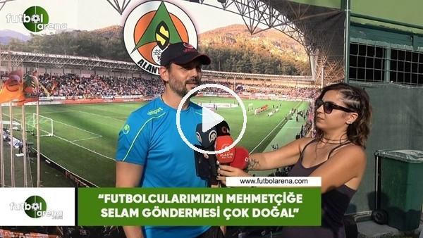 """'Erol Bulut: """"Futbolcularımızın Mehmetçiğimize selam göndermeleri çok doğal"""""""