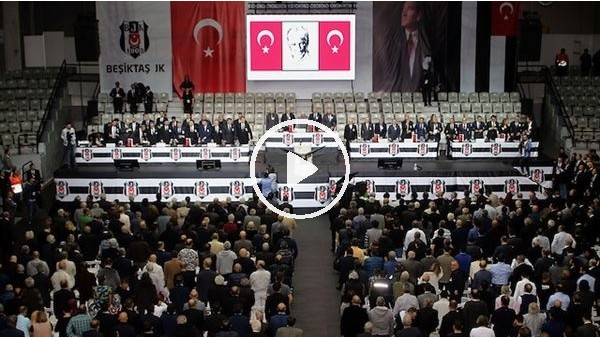 'CANLI - Beşiktaş'ta seçim günü