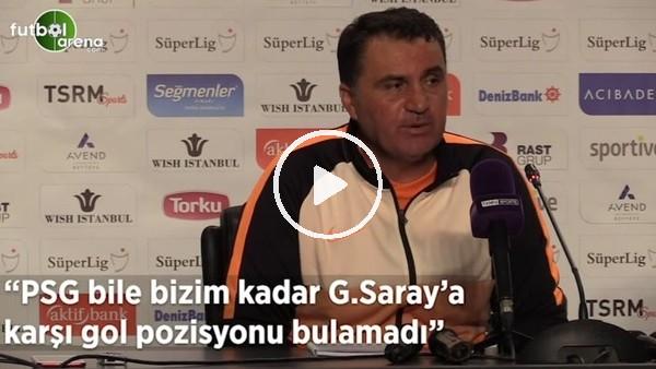 """'Mustafa Kaplan: """"PSG bile bizim kadar Galatasaray'a karşı gol pozisyonu bulamadı"""""""